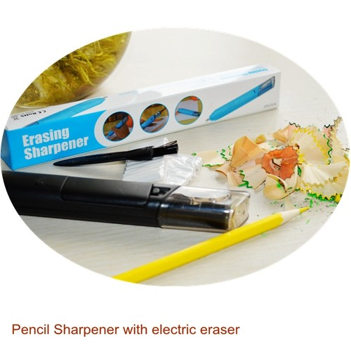 ELECTRIC Pencil ERASER Machine (Automatic) for Students
