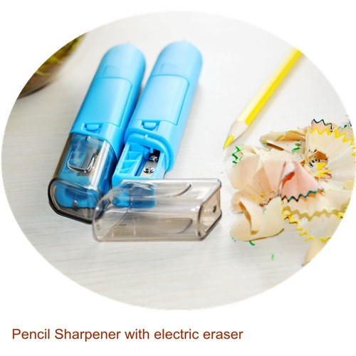 Newest School Stationery Electric Eraser Kit for Artists and Sketching