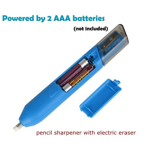 School Supplies ABS Electric Pencil Eraser for ART students or kids