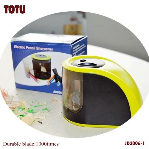 Electric Pencil Sharpener Battery or USB Powered