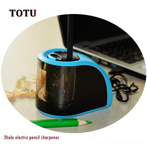 School Stationery Automatic Electric Pencil Sharpener